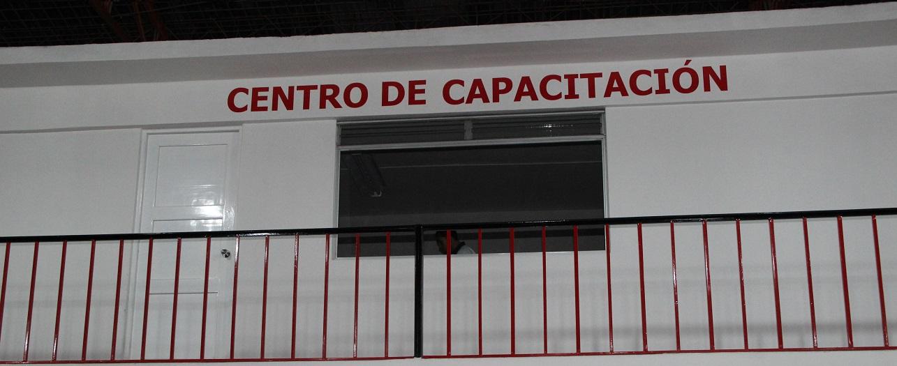 Centro de capacitaciones